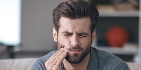 3 Potential Causes of a Toothache, West Haven, Connecticut