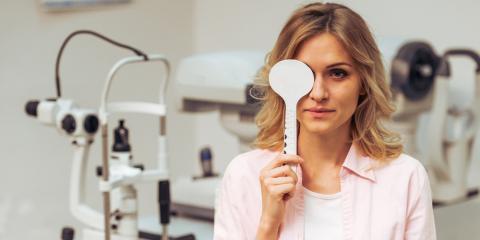 Vision Care Experts List 3 Common Eye Diseases, Honolulu, Hawaii