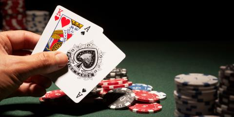 Why You Should Always Split Your 8s & Aces in Blackjack, Springdale, Ohio