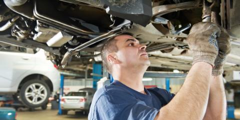 3 Signs You Need Suspension Work, Springfield, Ohio
