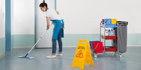 3 Items to Expect When Hiring Business Cleaning Services, Middletown, New Jersey