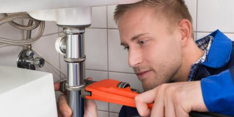 4 Signs a Pipe Is Leaking in Your Home, Staunton, Virginia