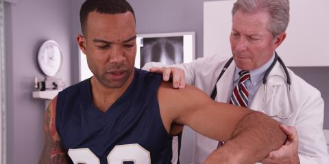 Common Sports Injuries & How a Chiropractor Can Help, Rosemount, Minnesota