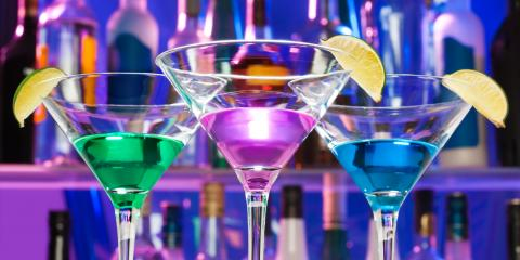 Top 5 Mixed Drinks for Cocktail Hour, Honolulu, Hawaii