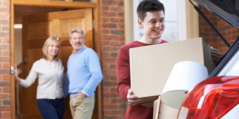4 Items to Put in Storage When You Move Out of Your Parents' House, High Point, North Carolina