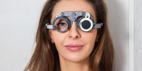Local Eye Care Center Explains Nearsightedness & Farsightedness, Honolulu, Hawaii