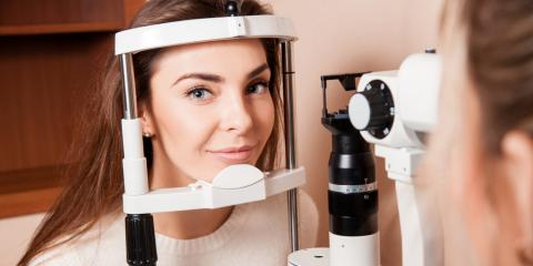 How Often Should I Get an Eye Exam?, Greece, New York