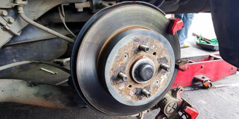 3 Habits to Blame for Brake Failure, Greensboro, North Carolina