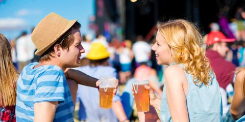 5 Essential Elements of an Outdoor Festival, Waterloo, Illinois