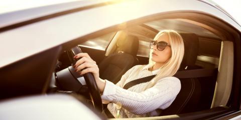 How UV Rays Affect You While Driving, Maui County, Hawaii