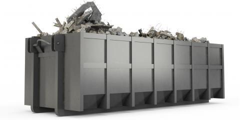 Conslidated Waste Services, Waste Management, Services, Asheville, North Carolina