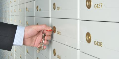 Should You Get a Safe Deposit Box?, Denver City, Texas