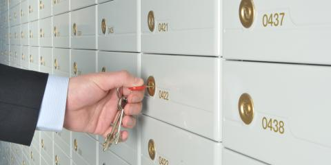 3 Perks of Having a Safe Deposit Box, Ford City, Pennsylvania