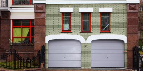 4 Garage Door Parts That Need a Tune-Up, Oxford, Connecticut