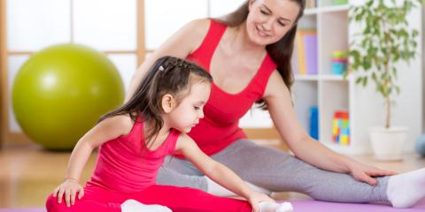 "3 Awesome Benefits of ""Mommy & Me"" Gymnastics Classes, Hawthorne, New Jersey"