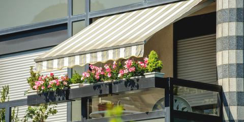 What Size Should a Window Awning Be?, Lexington-Fayette, Kentucky