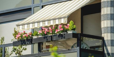 Retractable Awnings in the Winter: How to Safeguard This Outdoor Living Feature, Green, Ohio