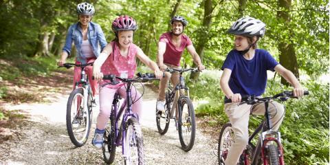 3 Benefits of Outdoor Biking, New York, New York