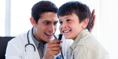 Ear, Nose & Throat Specialist Shares 3 Signs Your Child Needs Ear Tubes, Lincoln, Nebraska