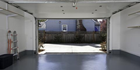 3 Reasons to Add an Epoxy Coating to Your Garage Floor, Andover, Minnesota