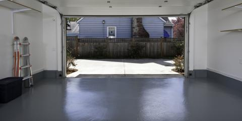 Local Painters Explain the Amazing Benefits of Painting Your Garage Floors, Anderson, Ohio