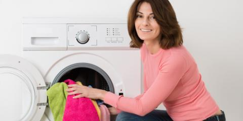 Washer & Dryer Repair Team Shares 3 Tips for Cleaner Clothes, Ogden, New York