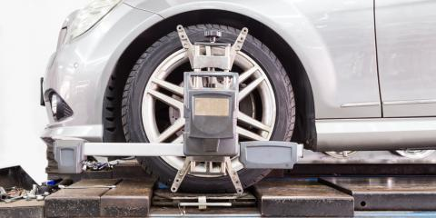 3 Indications It's Time for a Wheel Alignment, New Richmond, Ohio