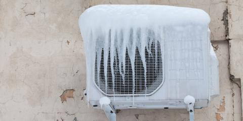 3 Reasons Your Air Conditioning Unit Freezes, Wister, Oklahoma