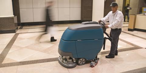 3 Floor Cleaning Machines Every Offices Needs, Honolulu, Hawaii