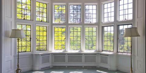 A Brief Guide to Bay vs. Bow Window Replacements, Newtown, Ohio