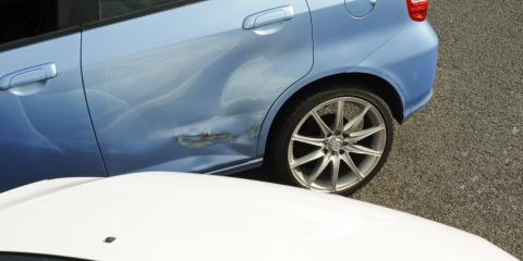 Why Minor Accidents Deserve Inspection From Collision Repair Experts, Norwalk, Connecticut