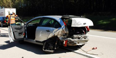 5 Crucial Steps to Take After a Car Accident, Middletown, New York