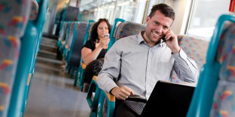 3 Benefits of Using a Charter Bus for Business Trips, Bolton, Connecticut
