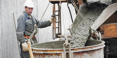 3 FAQs About Ready-Made Concrete, Mayfield, New York