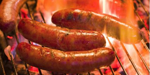 How to Grill the Perfect Gourmet Sausages, Anchorage, Alaska