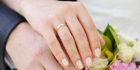 5 Beautiful Manicures for Your Wedding Day, Vineland, New Jersey