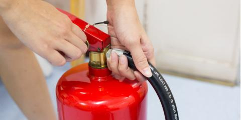 How to Ensure Your Fire Extinguisher Is Ready for Use, La Crosse, Wisconsin