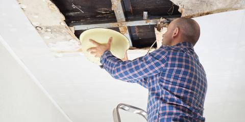 What Damage Can a Roof Leak Cause?, Elizabethtown, Kentucky