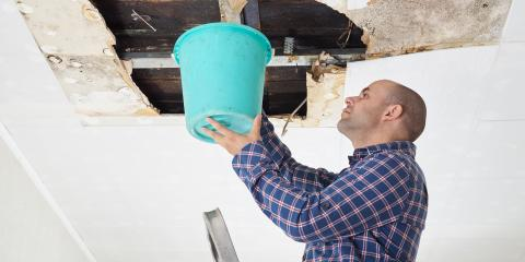 4 Reasons Your Roof May Be Leaking, St. Louis, Missouri
