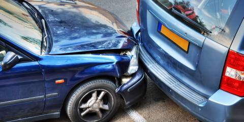 3 Steps to Take After Getting in a Car Accident, Broken Arrow, Oklahoma
