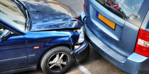 3 Steps to Take After a Car Accident, Colerain, Ohio