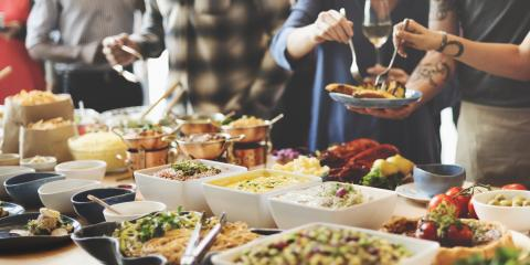 How to Estimate a Catering Order for an Event, Ewa, Hawaii