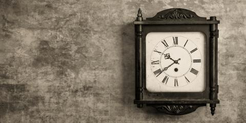 5 Qualities to Look for When Shopping for a Vintage Wall Clock, Mason, Ohio