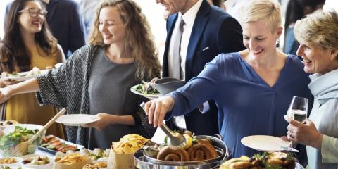 4 Considerations for Catering Service Portions , Westport, Connecticut