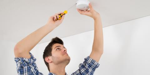 Why Smoke Detectors Are Necessary for Home Protection, Belleville, Illinois