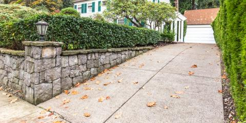 Can You Pour Stamped Concrete In The Fall?, Windham, Connecticut