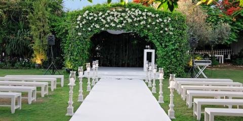 3 Outdoor Wedding Tips From Richmond's Leading Venue Rental Company, Richmond, Kentucky