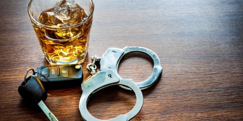 What to Do if You're Pulled Over & Arrested for Drunk Driving, Middletown, New York