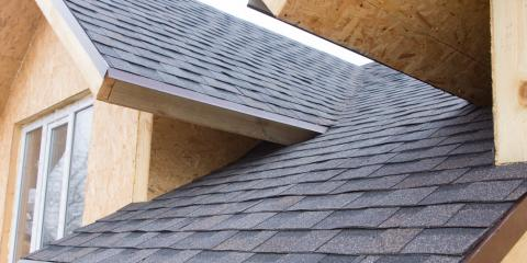 3 Popular Roofing Materials & Their Benefits, McKinney, Texas