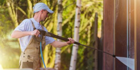 3 Outdoor Areas That Will Benefit From Pressure Washing, Lexington-Fayette Central, Kentucky